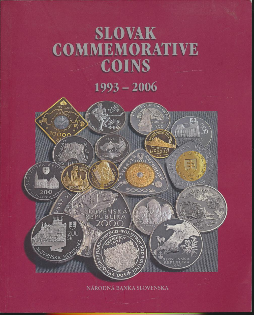 Slovak commemorative coins 1993-2006