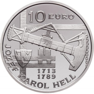 Jozef Karol Hell 2013 PROOF